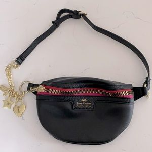🤩Brand New Juicy Couture Charm Belt Bag